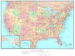 Map Of Cities In Usa by United States Map Nations Online Project Major Cities In The Usa