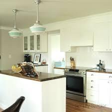 lighting schoolhouse pendant light for kitchen island lighting