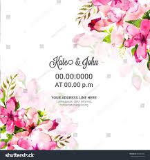Invitation Card Designer Save Date Wedding Invitation Card Design Stock Vector 674554642