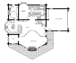 Log Cabin Style House Plans Log Cabin House Plans With Basement Incredible Log Home Floor