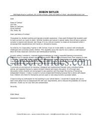 How To Write Application Letter For Teaching Position   Cover     How to get Taller