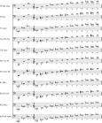 Mellophone Fingering Chart