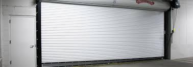 fire rated garage door commercial overhead doors