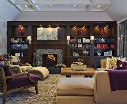 Contemporary Living  Family Room By Evelyn Benatar - Family room wall units