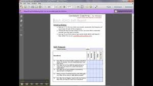 How to fill out the pdf forms   YouTube YouTube
