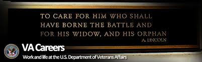 Resume Writing Tips For Veterans   VAcareers VAntage Point Picture of the bronze plaque which is on the wall of the Veterans Affairs headquarters building