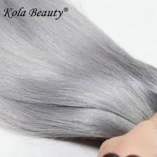 Grey Human Hair Extensions by Popular Black Grey Human Hair Buy Cheap Black Grey Human Hair Lots