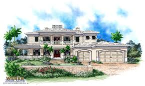 Ranch House Plans With Wrap Around Porch Olde Florida Home Plans Stock Custom Old Florida