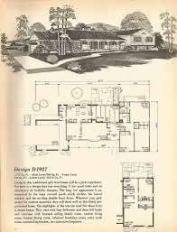 Split Level Home Designs Vintage House Plans Mid Century Homes Split Level Homes Good