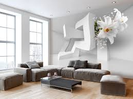 3d and perspective wall murals wall decorations in different wall mural