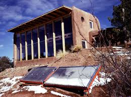 David Wright House Architecture Solar Jon Naar Photography