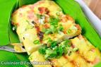 ไข่ป่าม (อาหารเหนือ) - FoodTravel.tv สูตรอาหาร ทำ