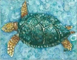Sea Turtle Home Decor Nautical Wall Art Decor Foter