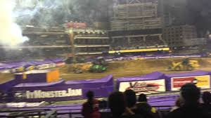 monster truck show in san diego monster truck show san diego jam hits the dirt at petco park this