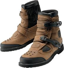 cheap waterproof motorcycle boots ministry of bikes icon patrol waterproof motorcycle boot brown
