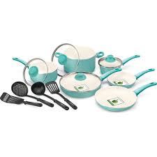 black friday ceramic cookware cookware sets walmart com