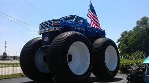 bigfoot monster truck wiki why is that gravedigger thing the only monster truck that anyone
