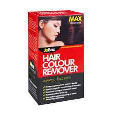 Shampoo For Black Colored Hair Buy Hair Colour Remover Max Strength 180 Ml By Jobaz Online
