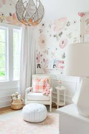 Wallpapers Designs For Home Interiors by Best 25 Wallpaper For Girls Room Ideas On Pinterest Little