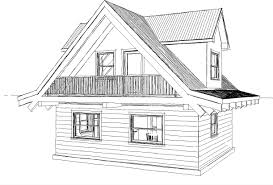 floor plan 24x20 sqft cottage b