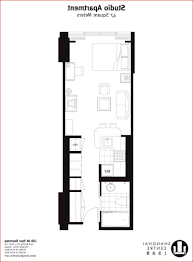 Single Bedroom Apartment Floor Plans by Home Design 79 Astonishing One Bedroom Apartment Floor Planss