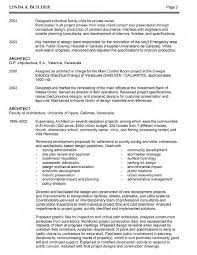 team leader sample resume project manager cv template construction project management jobs licensed architect or project manager resume template example with areas of proficiency page 2 architectural