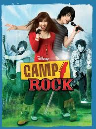 Camp Rock 1 TV poster