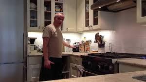 Corner Wall Cabinet Kitchen Blind Corner Solution Youtube