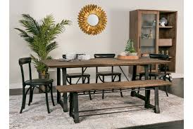 mead dining table living spaces
