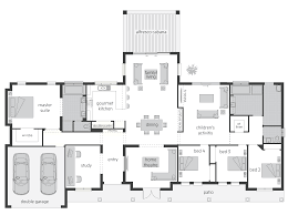 Cabana House Plans by House Plan 62207 At Familyhomeplans Com Farmhouse Floor Plans With