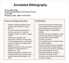 research paper annotated bibliography Help writing a annotated bibliography   Do my computer homework Annotated Bibliography Example APA Style
