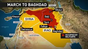 Syria Map War by Syrian Civil War Map World In War