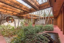 Frank Lloyd Wright Plans For Sale by Own Frank Lloyd Wright U0027s Horseshoe Shaped U0027tirranna U0027 Home In New