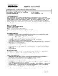 Personal Trainer Resume Example No Experience by Korrect Kritters Resume Certified Athletic Trainer Sample Resume