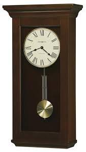 clockway howard miller quartz chiming wall clock chm2156