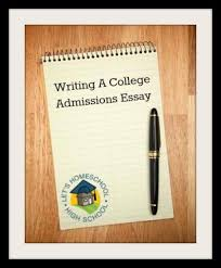 images about College Application Essays on Pinterest Writing a College Admissions Essay   LetsHomeschoolHighschool com