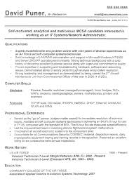 Free Online Resume Help by Army Resume Example Sample Military Resumes