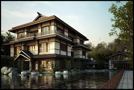 asian style architecture designing a japanese style house home