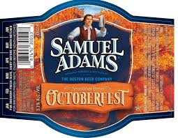 Now on Tap: Sam Adams OctoberFest