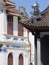 Penang  a colonial melting pot with great food  golden beaches and     The Independent clan penang getty jpg