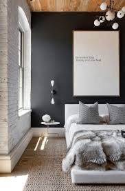 Bedroom Wall Ideas by Best 25 Dark Accent Walls Ideas On Pinterest Modern Decorative