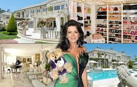 lisa vanderpump photos inside celebrity homes ny daily news