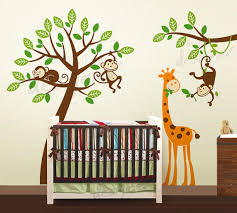 Baby Room Wall Murals by 16 Decal Wall Murals About Floral Decorative Bird Wall Stickers