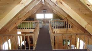 Barn Floor Plans With Loft Shed Plan Books