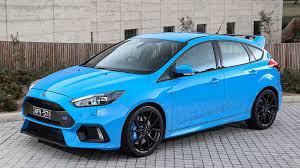 Ford Focus Colours 2017 Ford Focus Rs Australian Review Gizmodo Australia