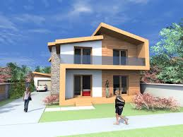 simple 2 storey house design home design and style