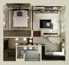 The  Best Studio Apartment Floor Plans Ideas On Pinterest - Small new york apartment design