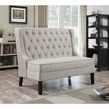 dining upholstered storage bench upholstered settee bench