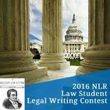 National Law Review Writing Competition   an opportunity for law     National Law Review National Law Review      Law Student Writing Competition Rules and Submission Guidelines