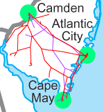Atlantic City Railroad